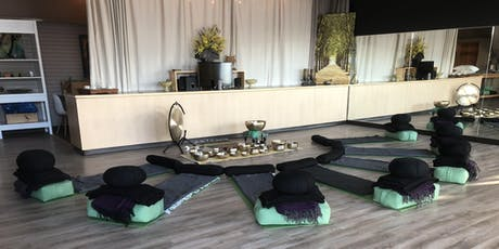Relaxation Sound Bath tickets