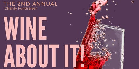 Wine About It! #Uncorked tickets