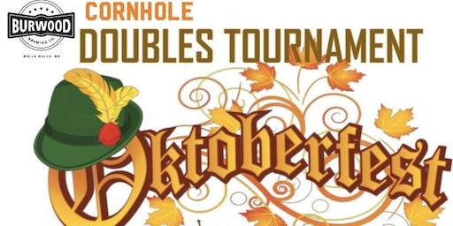 Burwood Brewery Oktoberfest DOUBLES  Cornhole Tournament