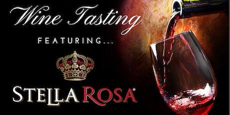 Stella Rosa Wine Tasting tickets
