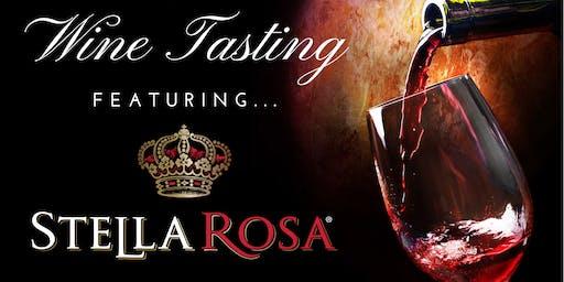 Stella Rosa Wine Tasting