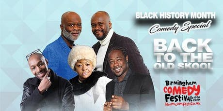 COBO Back To The Old Skool - Black History Month Special tickets