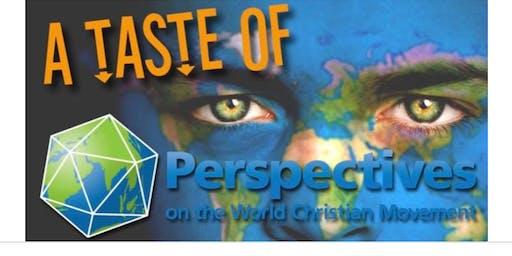 Taste of Perspectives