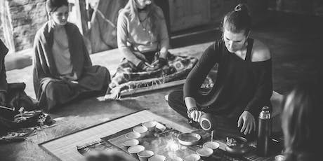 FULL MOON TEA CEREMONY, HEALING and WOMEN'S CIRCLE - October tickets