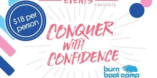 GLOW Burn Boot Camp for Moms and Daughters in Beachwood, Ohio
