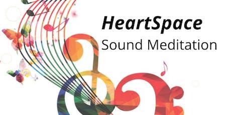 HeartSpace – Sound Meditation & Naad Yoga tickets