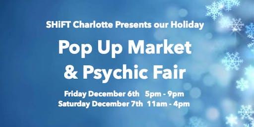 Holiday Market & Psychic Fair 2019