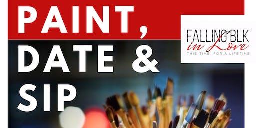 Paint, Date & Sip