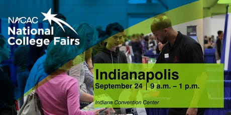 Indianapolis National College Fair tickets