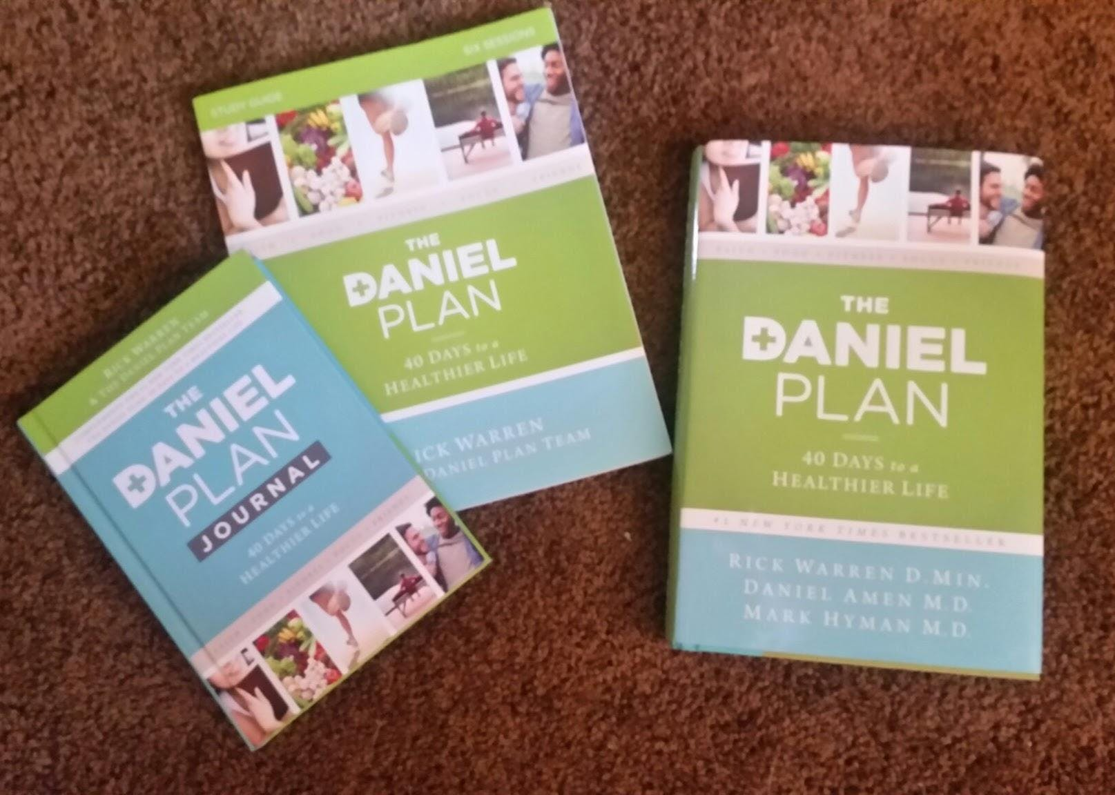 The Daniel Plan - 40 Days to a Healthier Life
