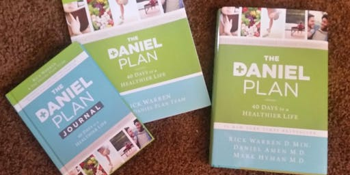 The Daniel Plan - 40 Days to a Healthier Life