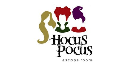 Hocus Pocus Escape Room tickets