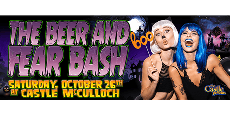 The 2019 Beer And Fear Bash! tickets