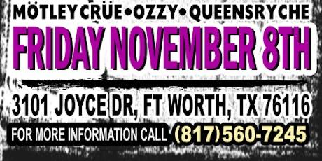Tribute Night w/ Motley Mayhem, Ozzmosis, Walk In The Shadows tickets
