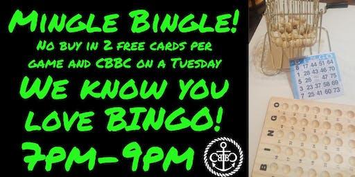 Twisted Tuesday Mingle Bingle!