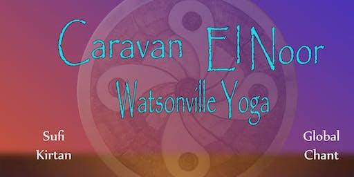 Caravan El Noor Live at Watsonville Yoga