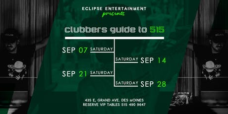 Clubbers Guide to 515 with ELKN  tickets