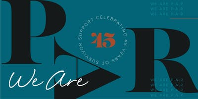 We Are P.A.R.: Celebrating 45 Years of Survivor Support