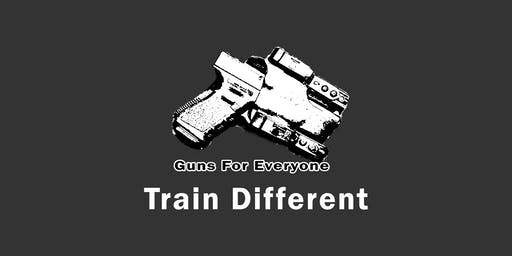 Defensive Pistol 1 Class - Sept. 28th