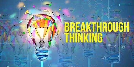 Breakthrough Thinking Workshop