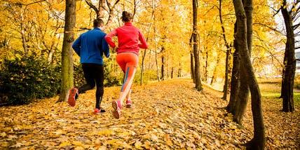Fall in Love with Running 1 mile walk/run Family Fun Event!