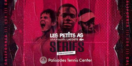 Les Petits As USA Playoffs Series California tickets