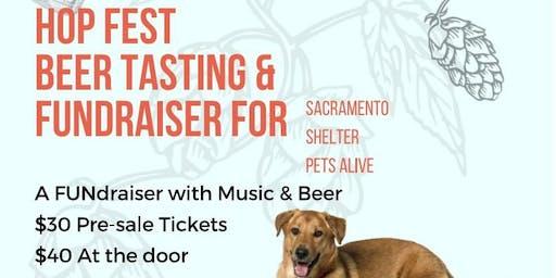 Hop Fest Beer Tasting & Fundraiser