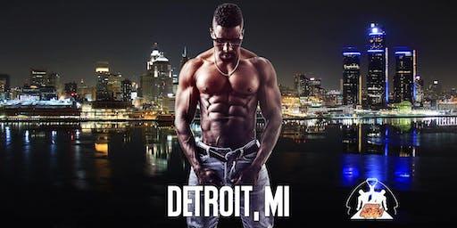 Ebony Men Black Male Revue Strip Clubs & Black Male Strippers Detroit, MI 8-10PM
