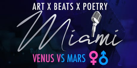 Art beats and poetry- Miami tickets