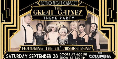 Retro Night Cabaret tickets