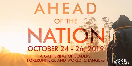 Ahead of The Nation Saturday Luncheon