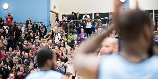 Surrey Scorchers v Plymouth Raiders - BBL Cup - Surrey Sports Park