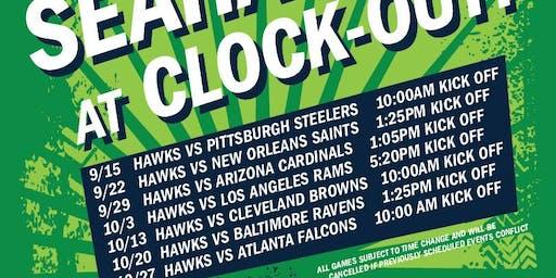 Seahawks @ Falcons
