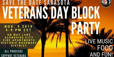 Veterans Day Block Party