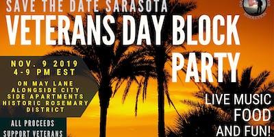 Veterans Day Block Party