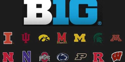 BIG10 Football Week 12