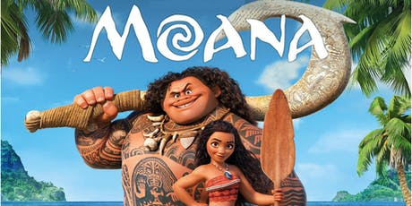 Disney's Moana  - A Free, Outdoor Public Screening tickets