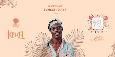 Sunset Party  22/09 - Café de La Musique Floripa