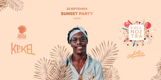 Sunset Party  22/09 - Café de La Musique Floripa