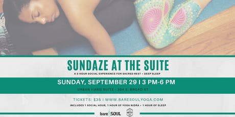 SUNDAZE at the Suite  tickets