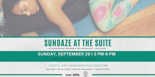 SUNDAZE at the Suite