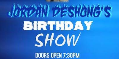 Jordan Deshong Birthday Concert