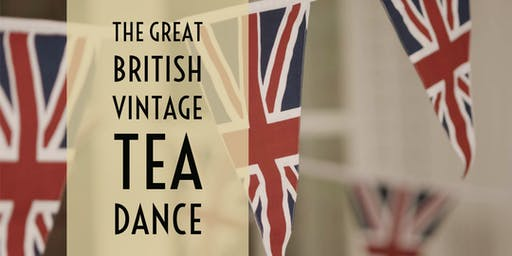 Great British Vintage Tea Dance