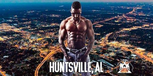 Ebony Men Black Male Revue Strip Clubs & Black Male Strippers Huntsville, AL 8-10PM