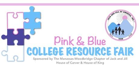 Manassas-Woodbridge Chapter Jack and Jill College Resource Fair tickets