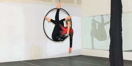 Adult Aerial Hoops 1 - Starting September 28 tickets