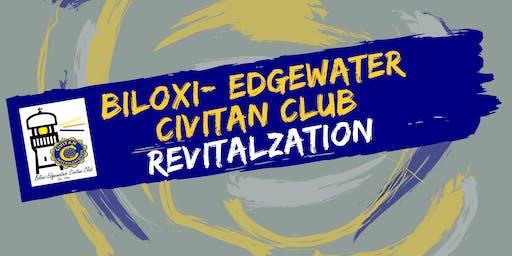 Biloxi- Edgewater Civitan Revitalization