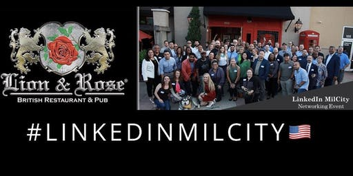 LinkedInMilCity Meet-Up