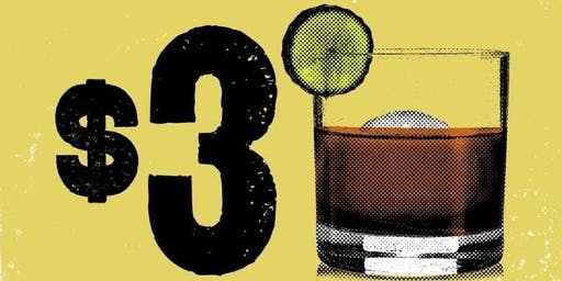 $3 WELL DRINK SUNDAYS @ The FORUM | Football Watch Parties