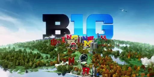 BIG10 Football Week 10